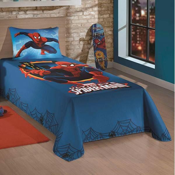 Cobertor Homem Aranha
