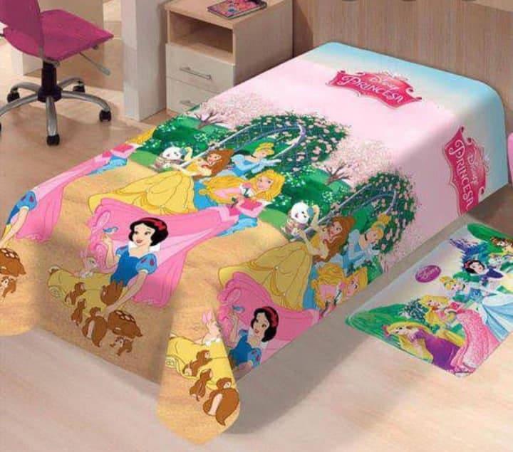 Cobertor de Princesas
