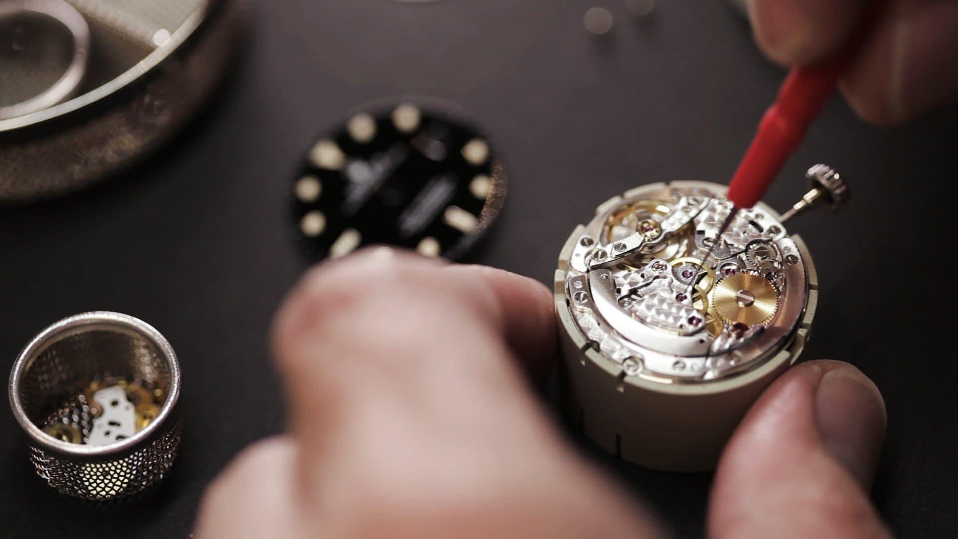 Conserto de Relógios