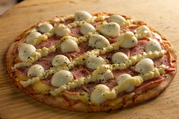 Pizza Francesa