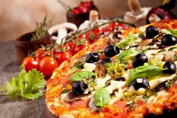 Promoção no Show das Pizzas